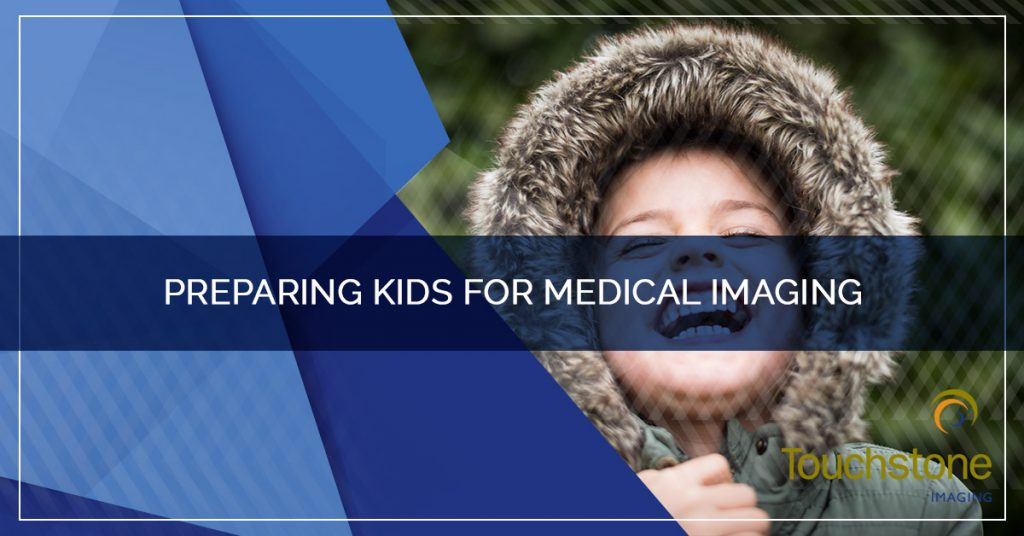 Preparing Kids For Medical Imaging