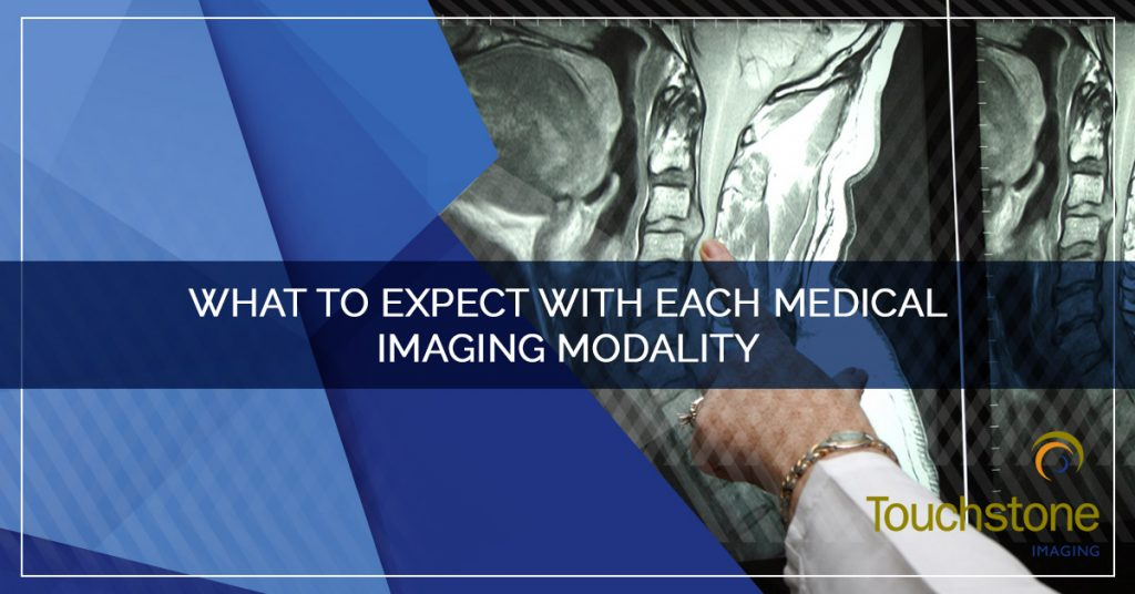 What to Expect With Each Medical Imaging Modality